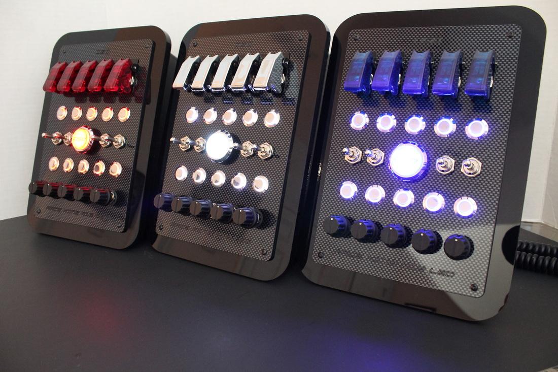 DSD Race King LED - Derek Speare Designs