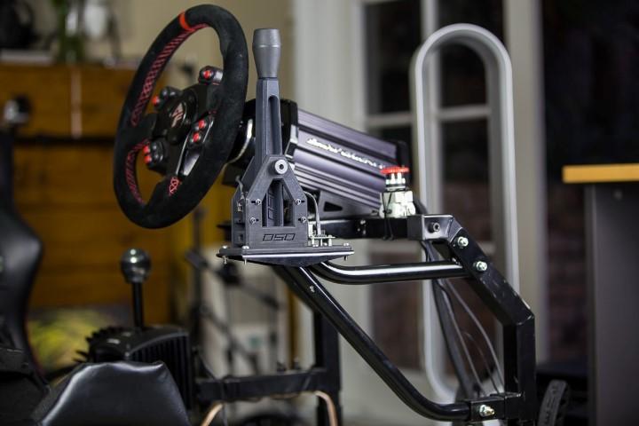2015 DSD Pro Sequential Shifter - Derek Speare Designs