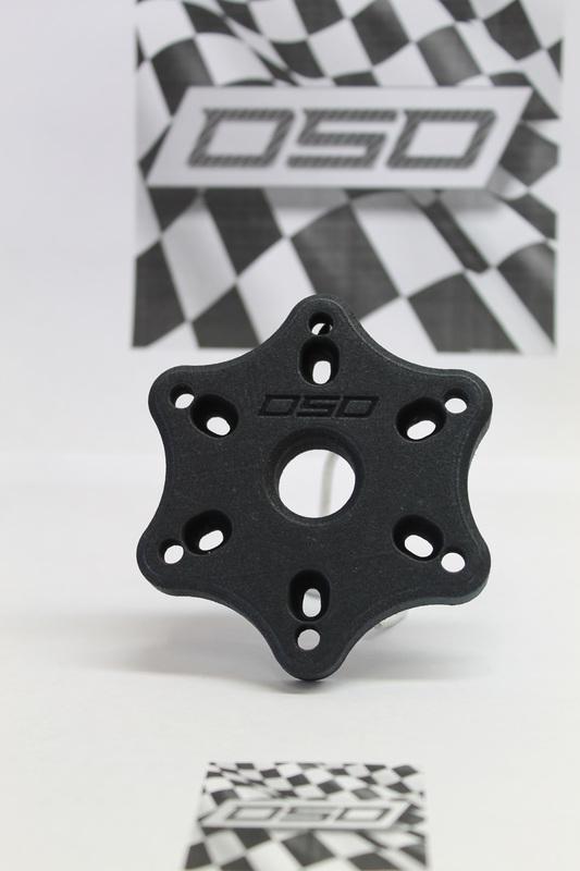 Wheel Adapters - Derek Speare Designs